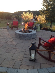cole patio firepit